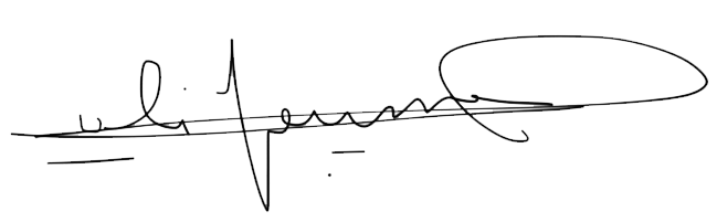 FIABCI World President Signature