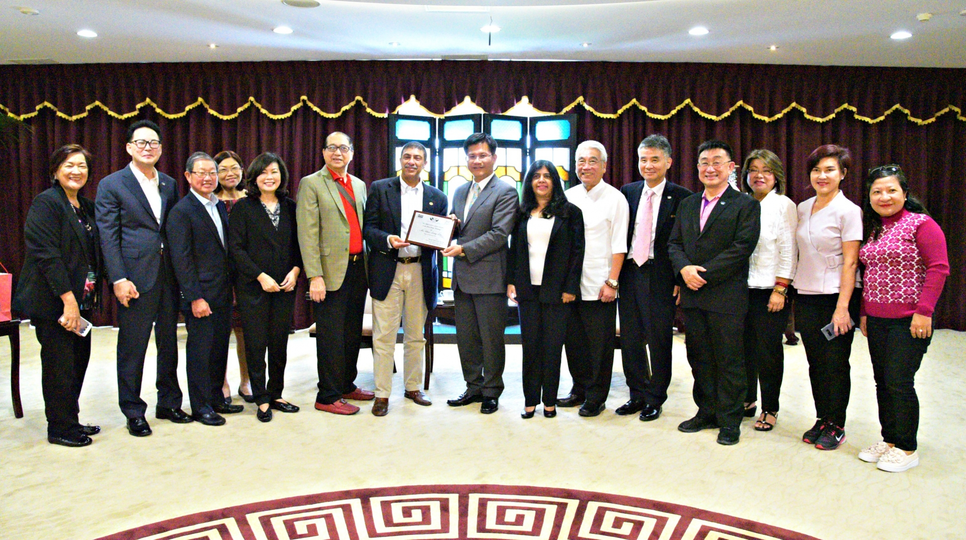 FIABCI-Asia Pacific Members Gather in Taiwan