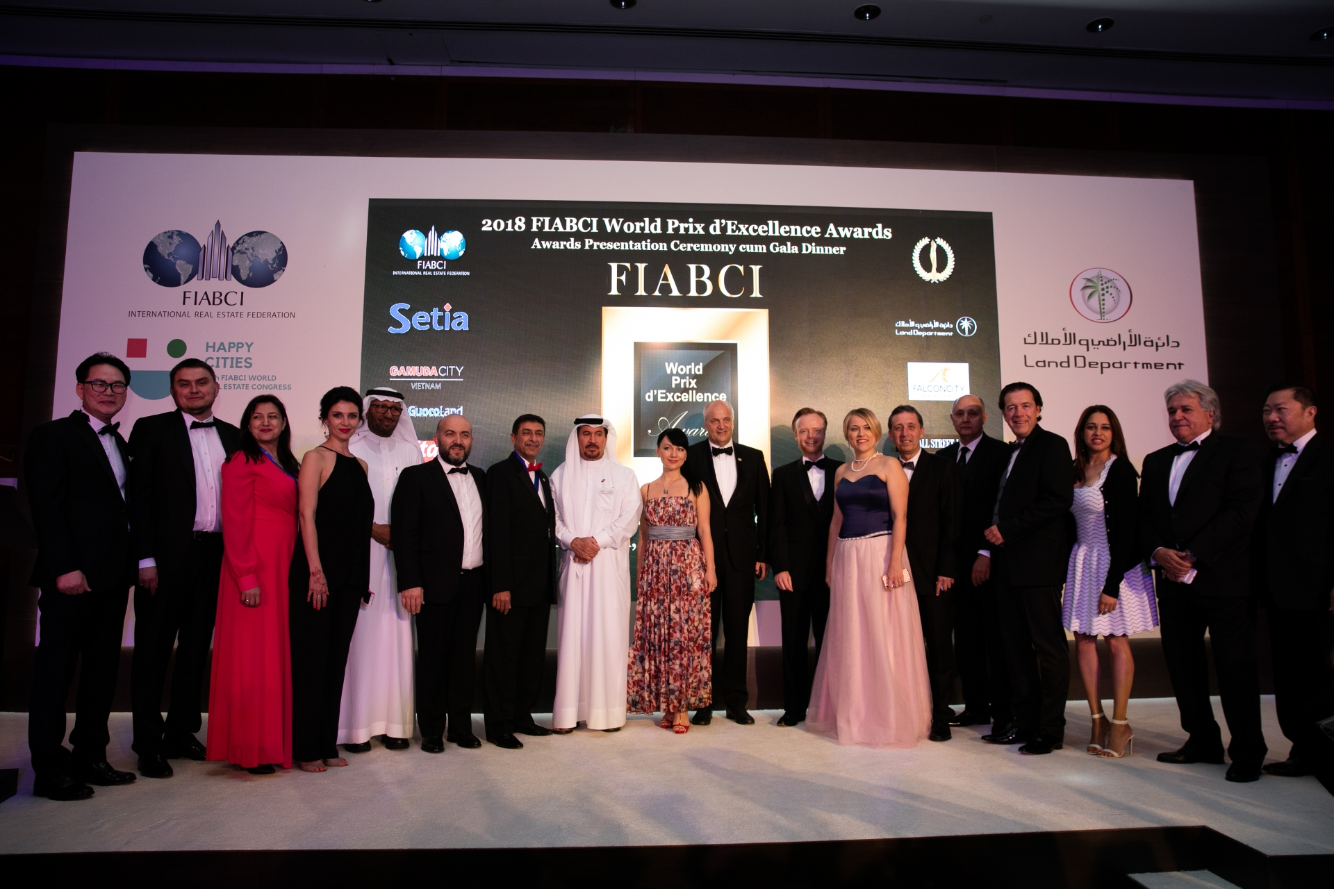 27th FIABCI World Prix d'Excellence Awards