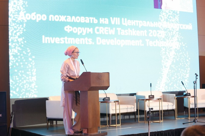 Tashkent will host CREW Central Asia 2021