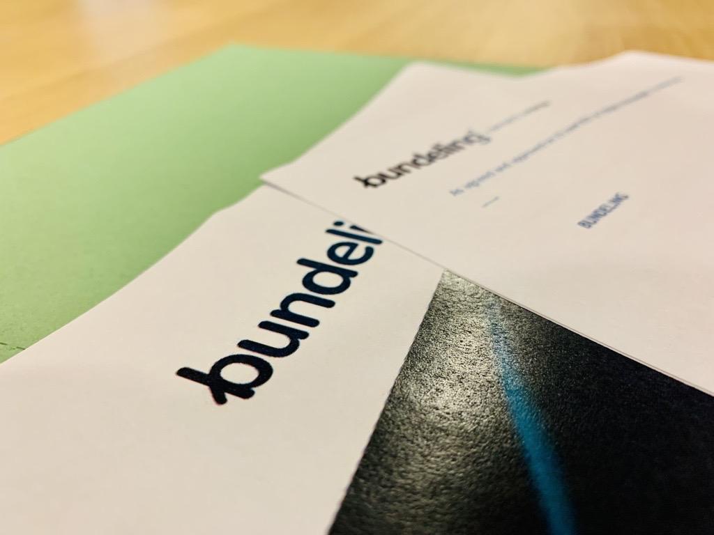 Meeting with Bundeling