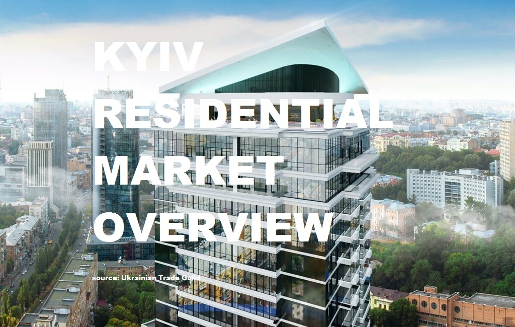 Kyiv Residential Market overview