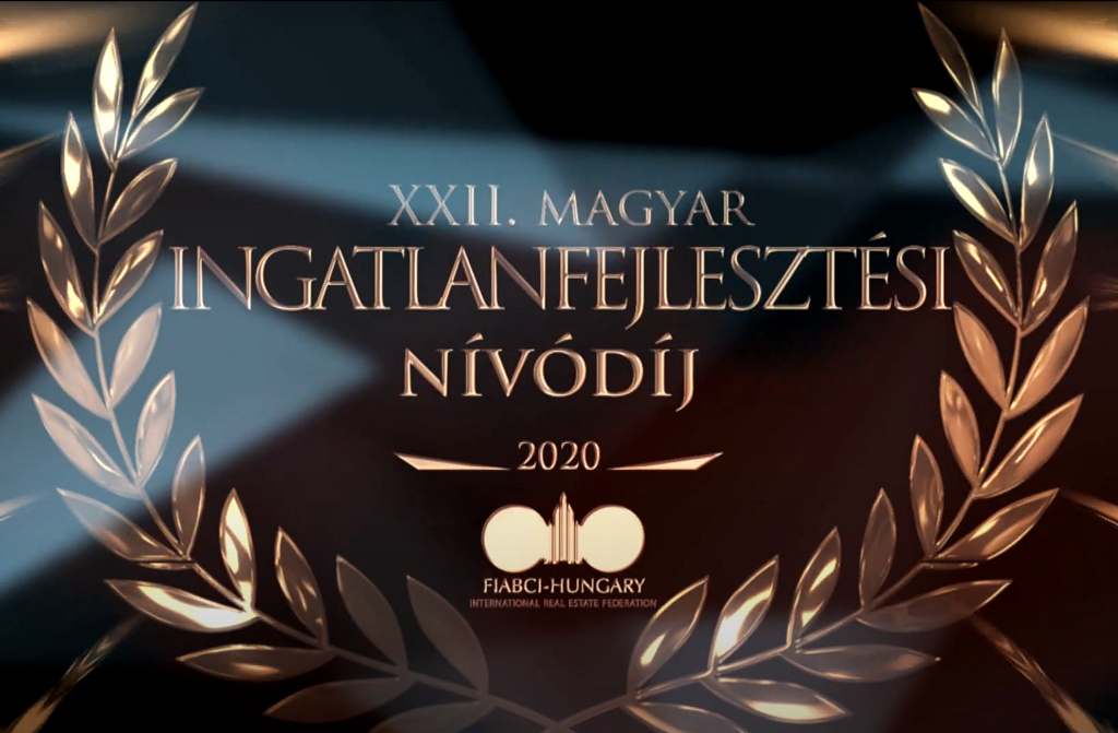 FIABCI-Hungary announces winners of Hungarian Real Estate Development Award