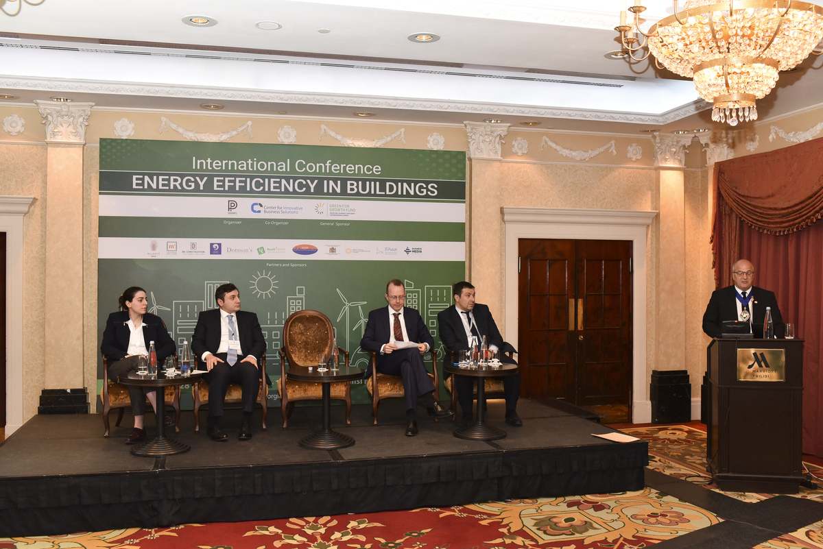 Dialogue on Sustainability and Energy Efficiency in Buildings