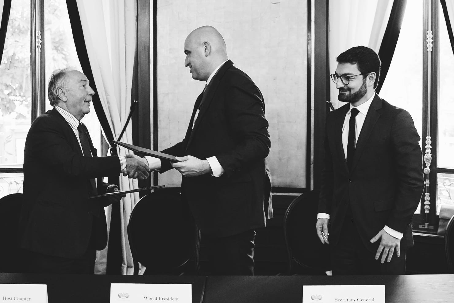 72nd FIABCI World Real Estate Congress signing ceremony