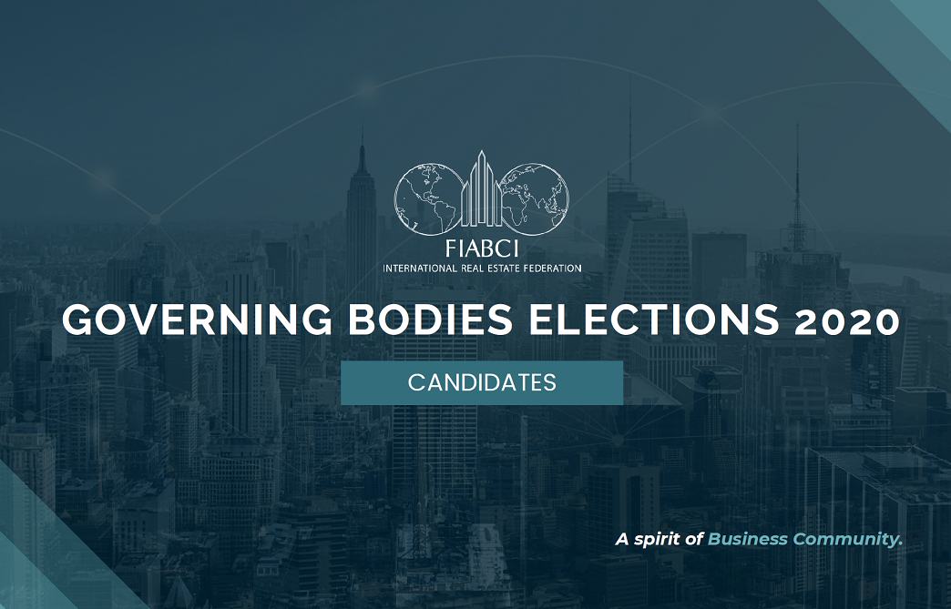 FIABCI Governing Bodies Elections 2020