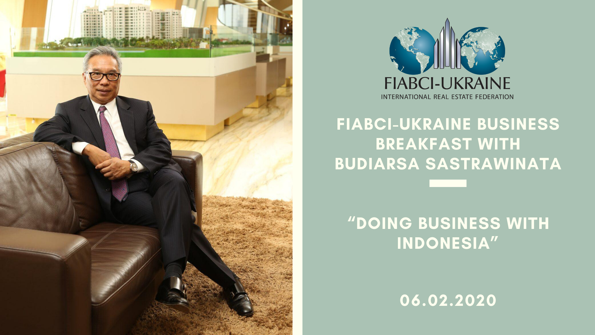 Doing business with Indonesia